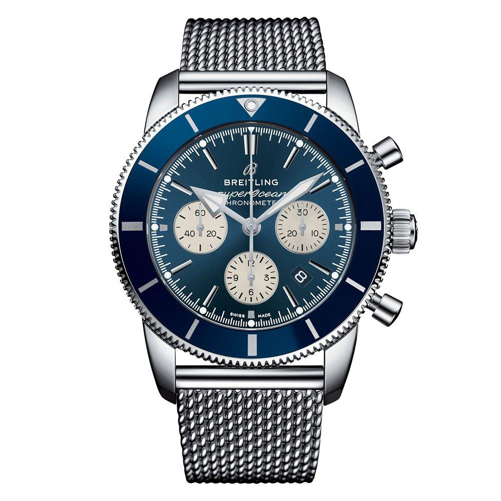 Breitling Superocean Heritage II B01 Automatic Chronograph Men's Watch