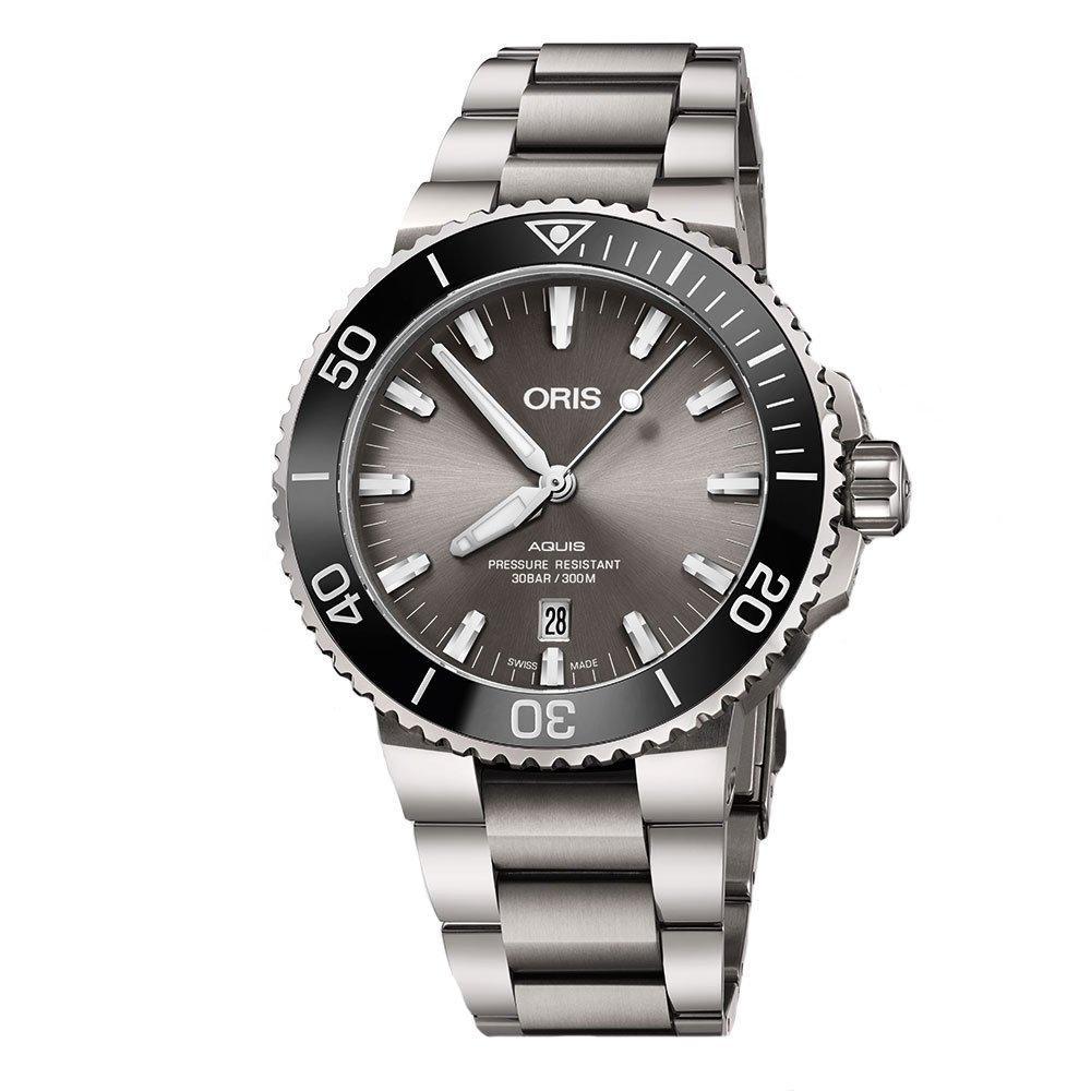 Oris Aquis Divers Titanium Automatic Men's Watch