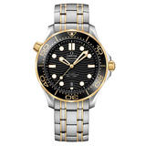 OMEGA Seamaster Diver 300m Steel and 18ct Gold Automatic Men's Watch