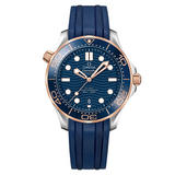 OMEGA Seamaster Diver 300m 18ct Sedna Gold Automatic Men's Watch