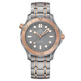 OMEGA Seamaster Diver 300m Limited Edition Titanium and 18ct Sedna Gold Automatic Men's Watch
