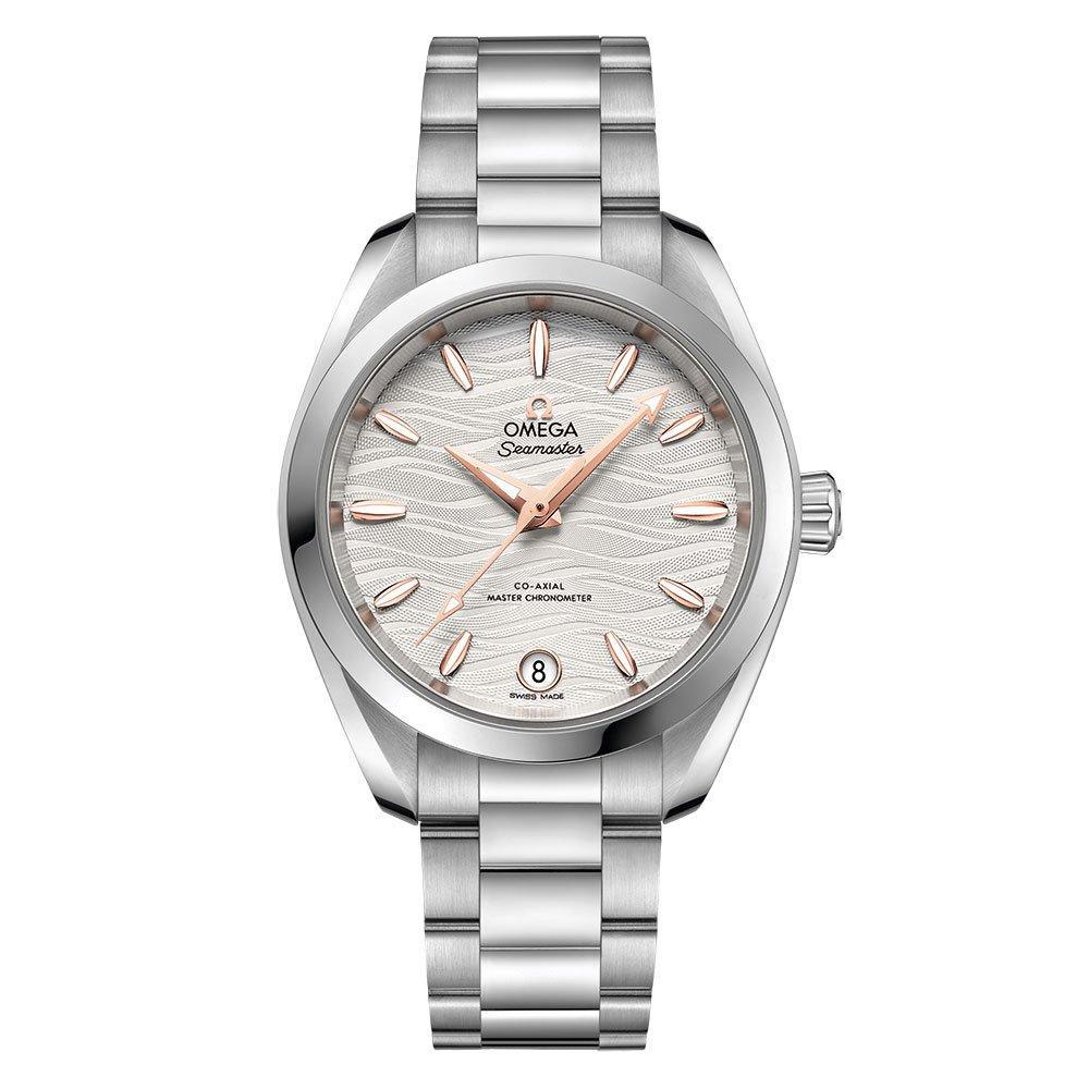 OMEGA Seamaster Aqua Terra 150m Master Chronometer Automatic Ladies Watch