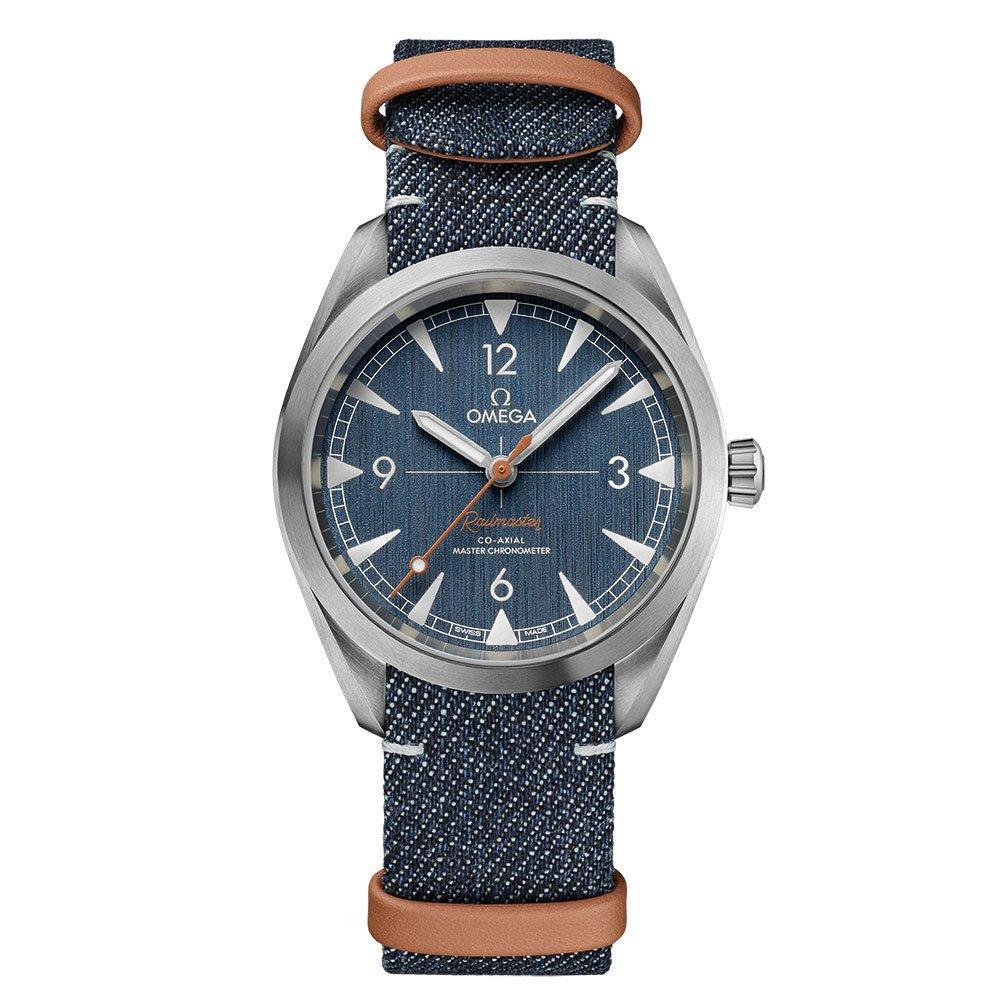 OMEGA Seamaster Railmaster Master Chronometer Automatic Men's Watch