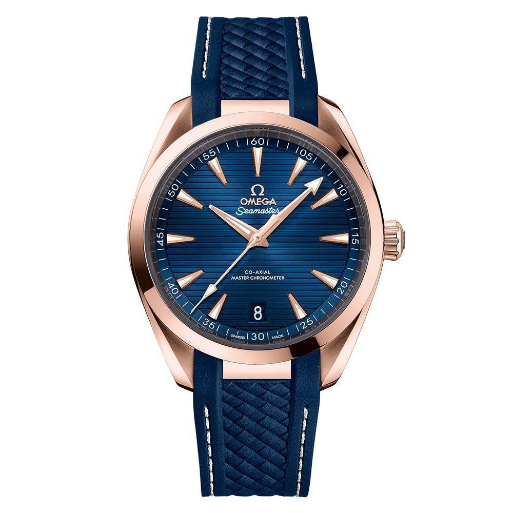 OMEGA Seamaster AquaTerra 18ct Sedna Gold Automatic Men's Watch