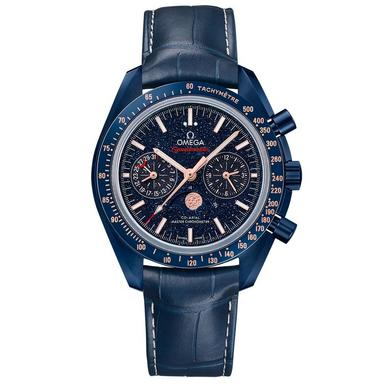 OMEGA Speedmaster Moonwatch 'Blue Side of the Moon' Automatic Chronometer Men's Watch