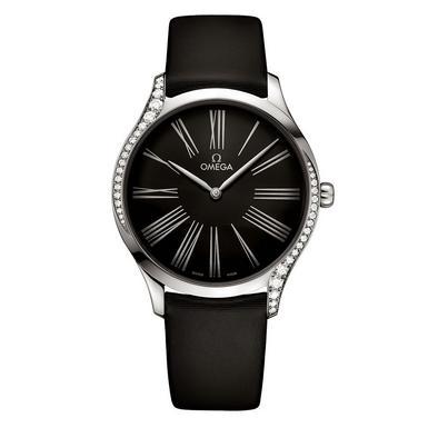 OMEGA De Ville Tresor Diamond Ladies Watch