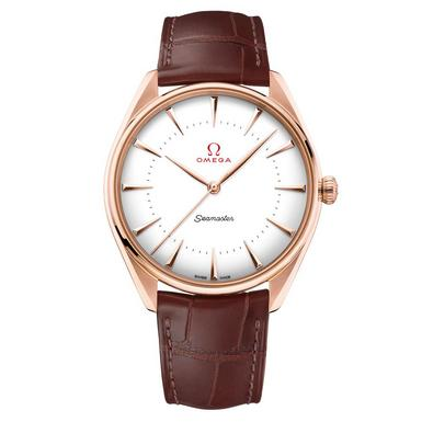 OMEGA Seamaster Olympic Official Timekeeper 18ct Sedna Gold Automatic Men's Watch