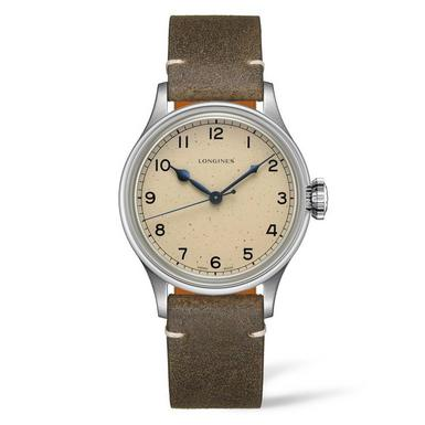 Longines Heritage Military Automatic Men's Watch