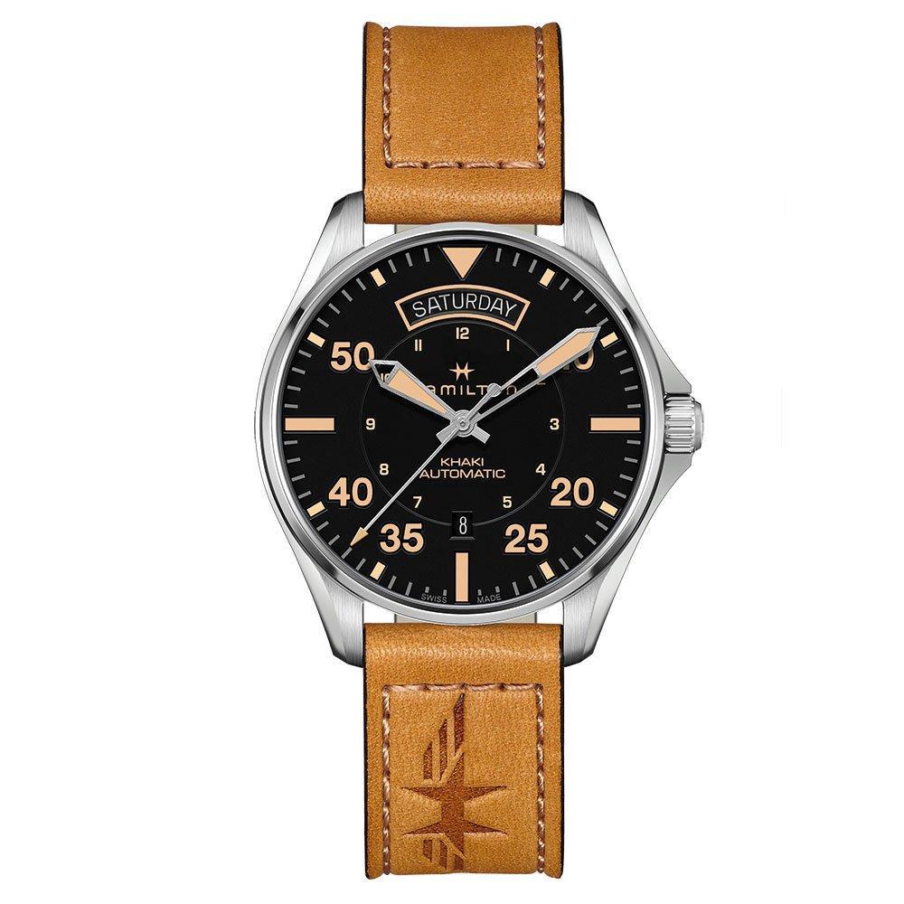 Hamilton Khaki Aviation Day Date Automatic Men's Watch