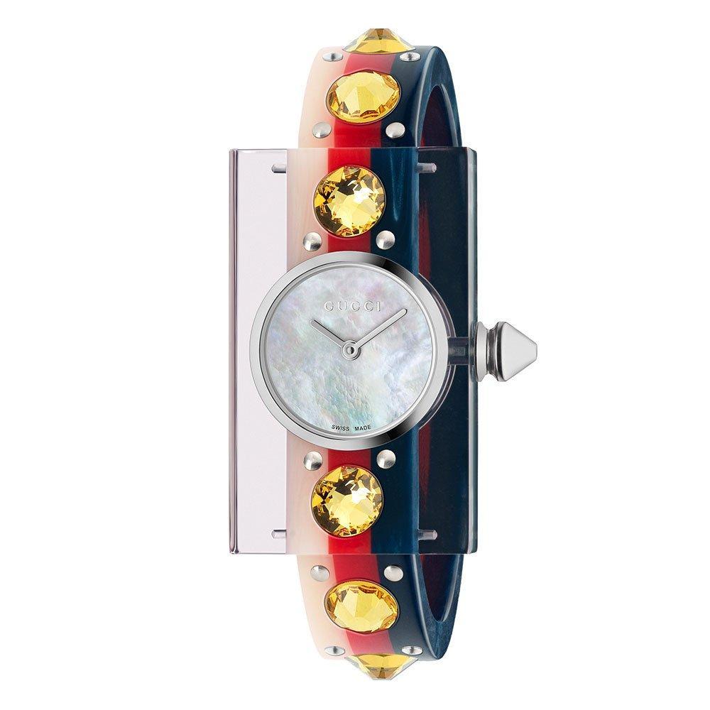 Gucci Vintage Plexiglass Ladies Watch