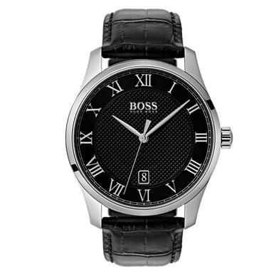 BOSS Master Black Men's Watch