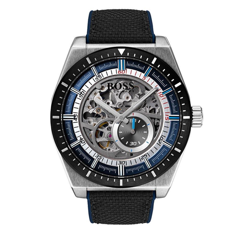 BOSS Signature Automatic Men's Watch