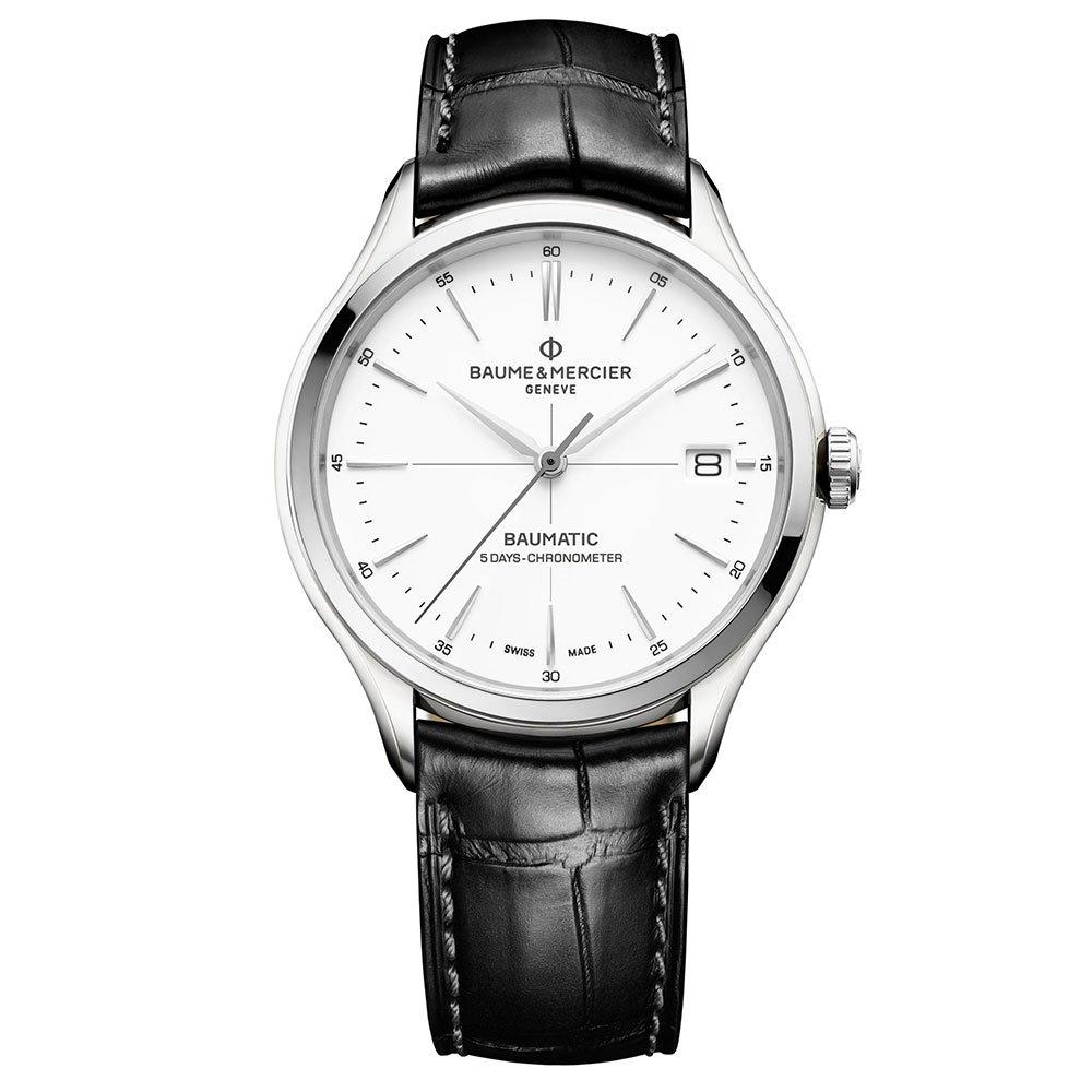 Baume & Mercier Clifton Baumatic Automatic Chronometer Men's Watch