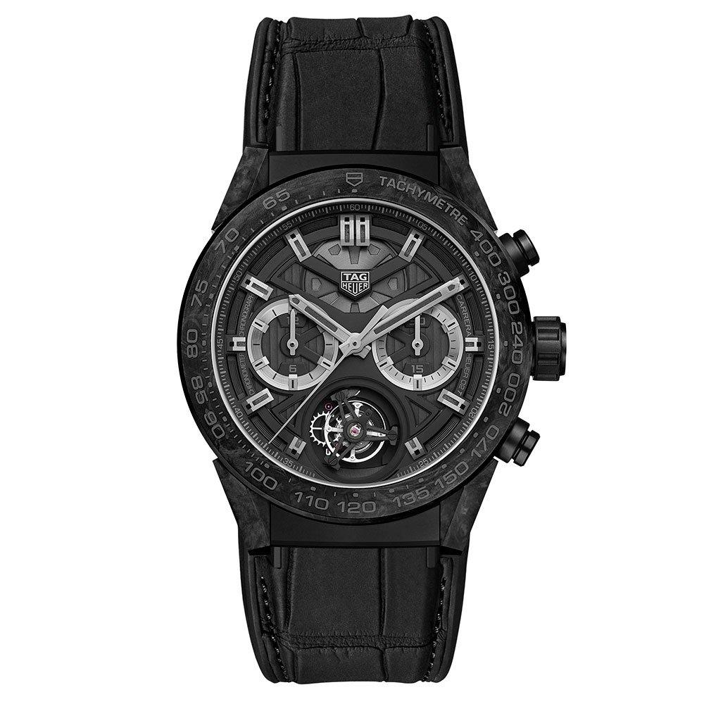 TAG Heuer Limited Edition Carrera Ceramic Automatic Chronograph Men's Watch