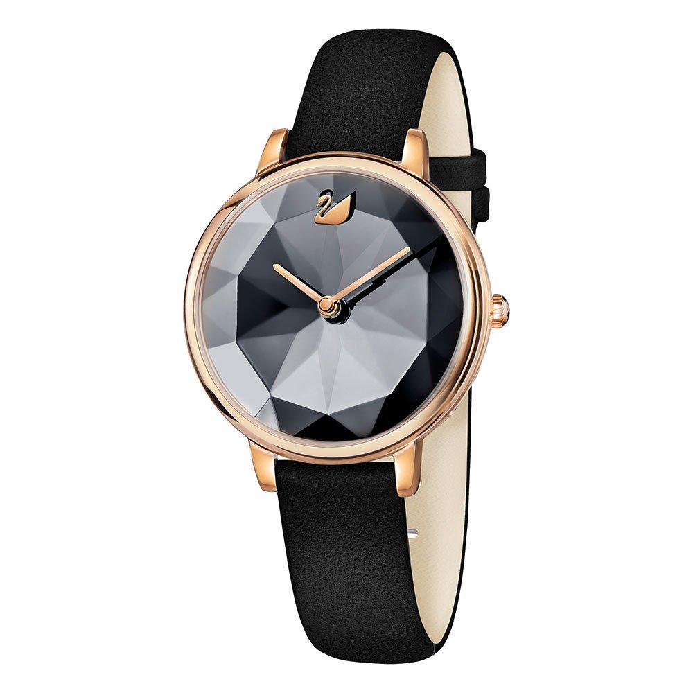 Swarovski Rose Gold Tone Crystal Ladies Watch