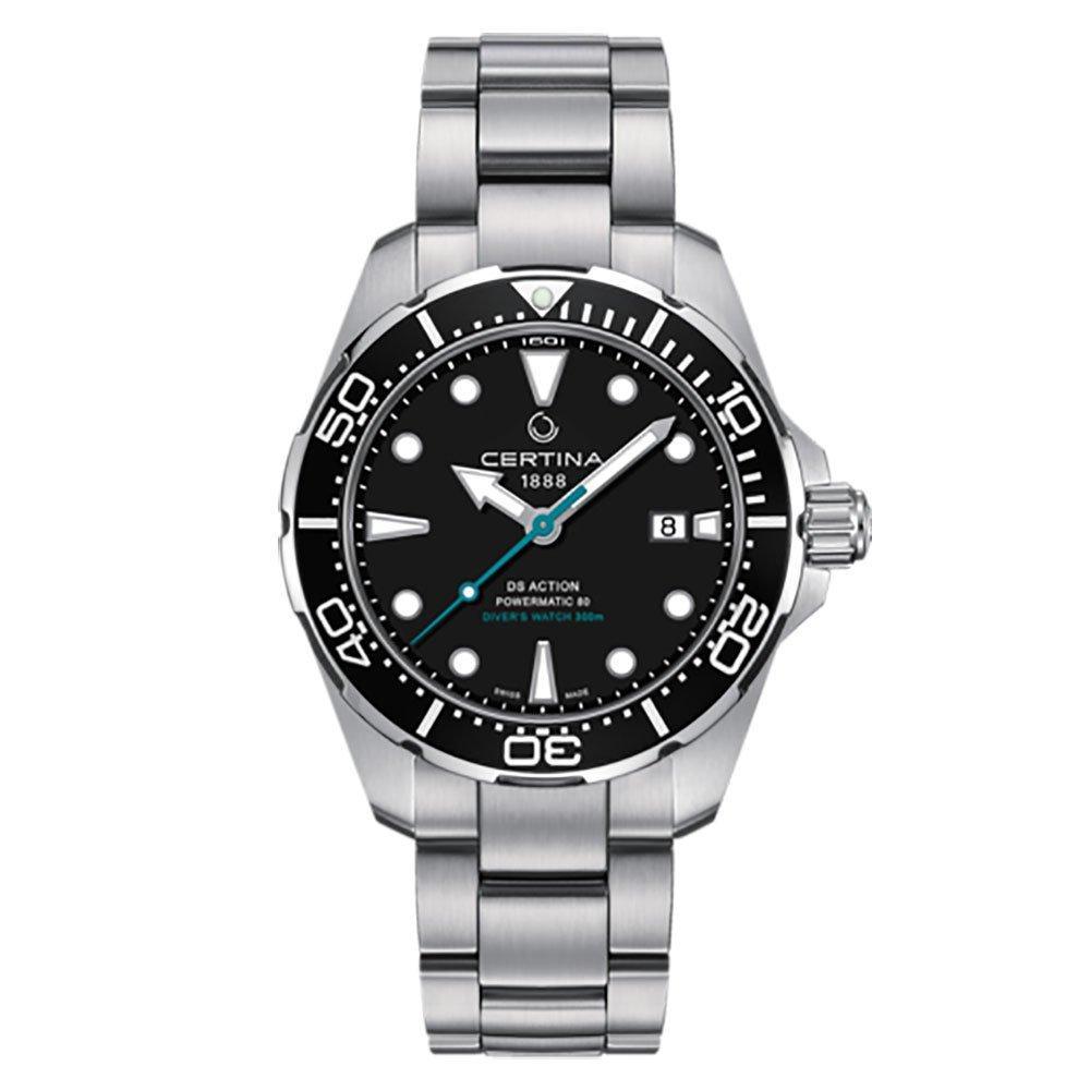 Certina DS Action Sea Turtle Powermatic 80 Men's Watch