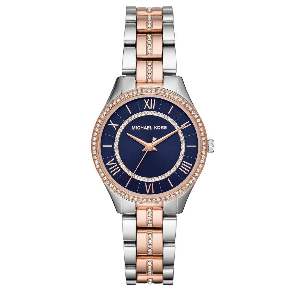 Michael Kors Lauryn Two Colour Ladies Watch