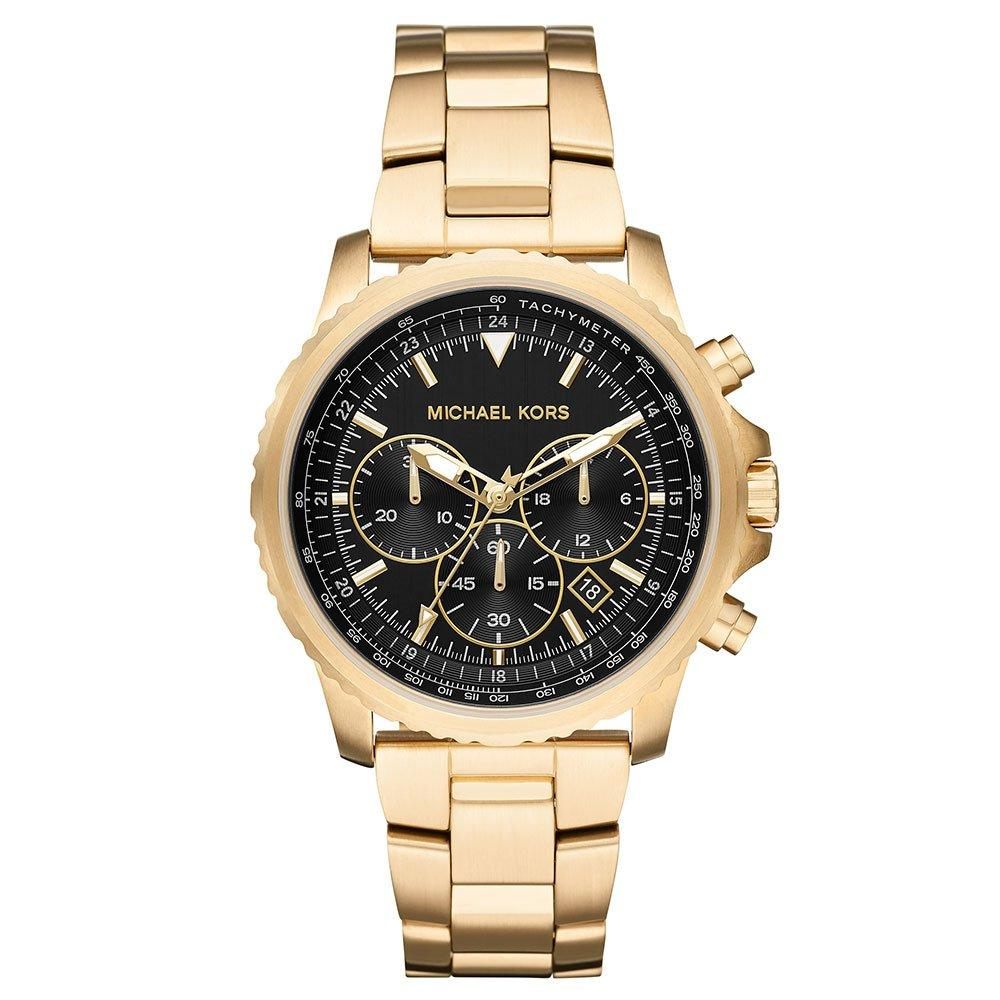 Michael Kors Theroux Gold Tone Chronograph Men's Watch