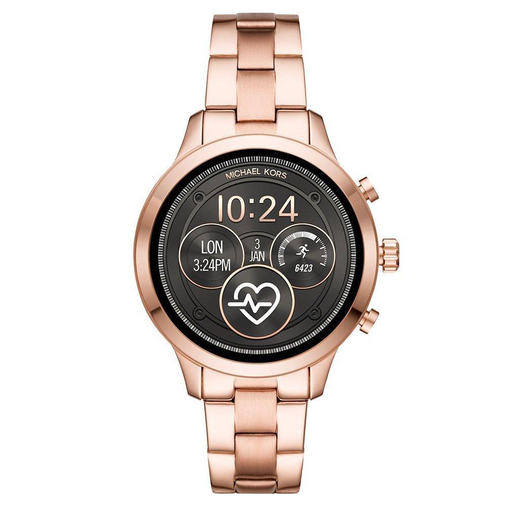 Michael Kors Access Runway Rose Gold Tone Ladies Smartwatch
