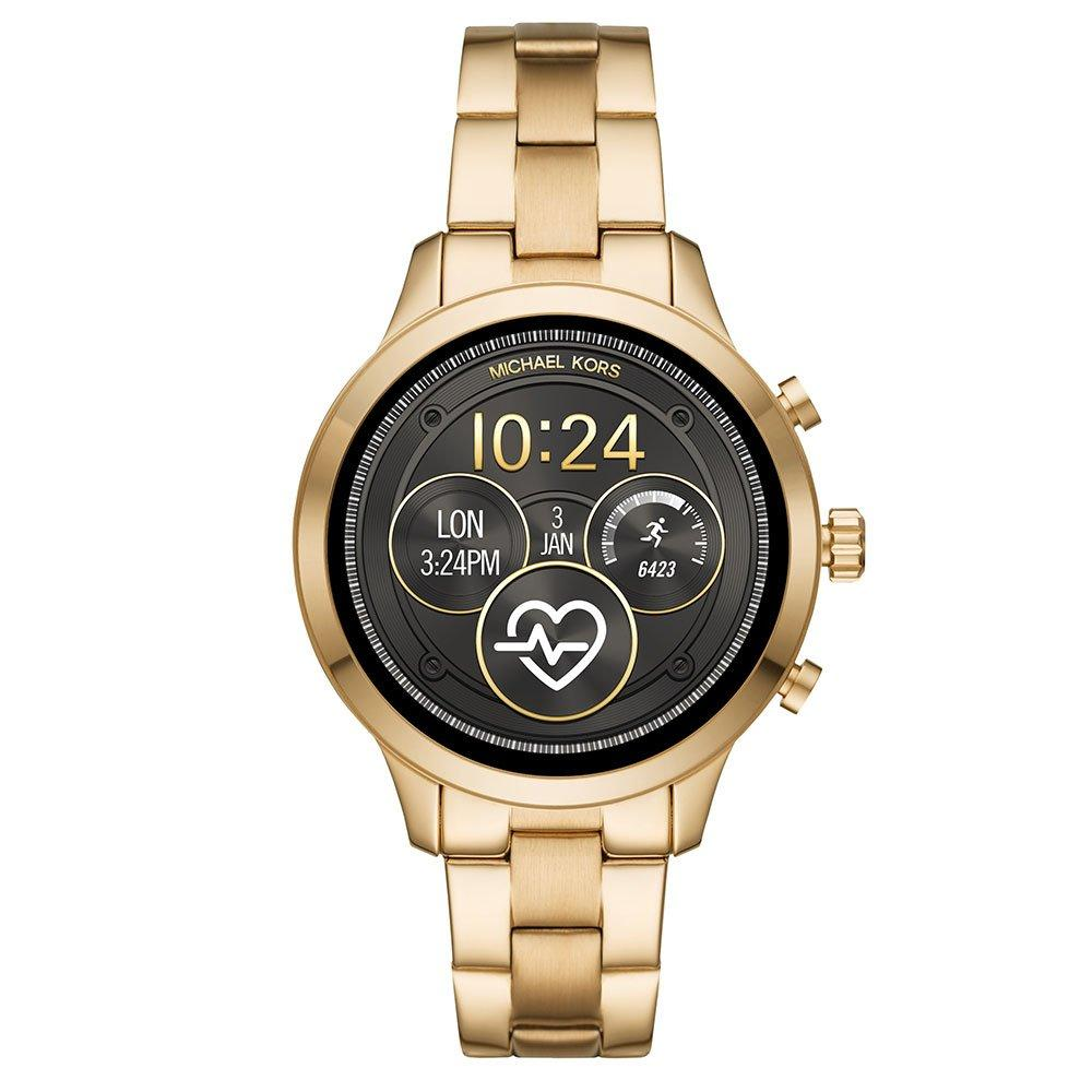 Michael Kors Access Runway Gold Tone Ladies Smartwatch