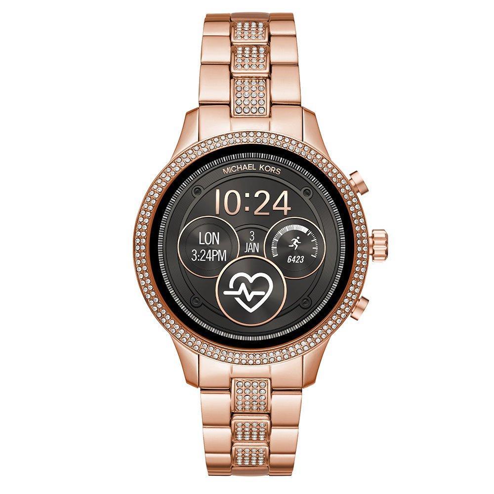 Michael Kors Access Runway Rose Gold Tone Smartwatch