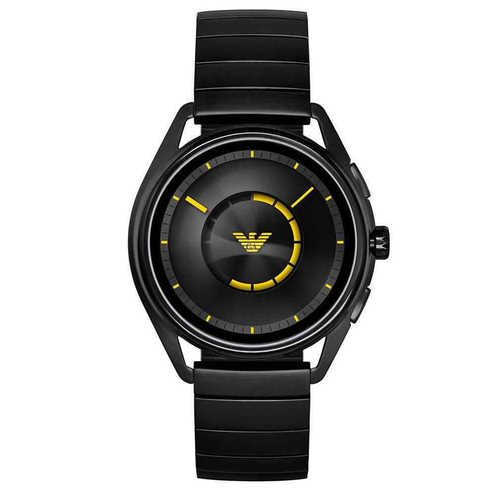 Emporio Armani Connected Gen 4 Black Ion Plated Smartwatch