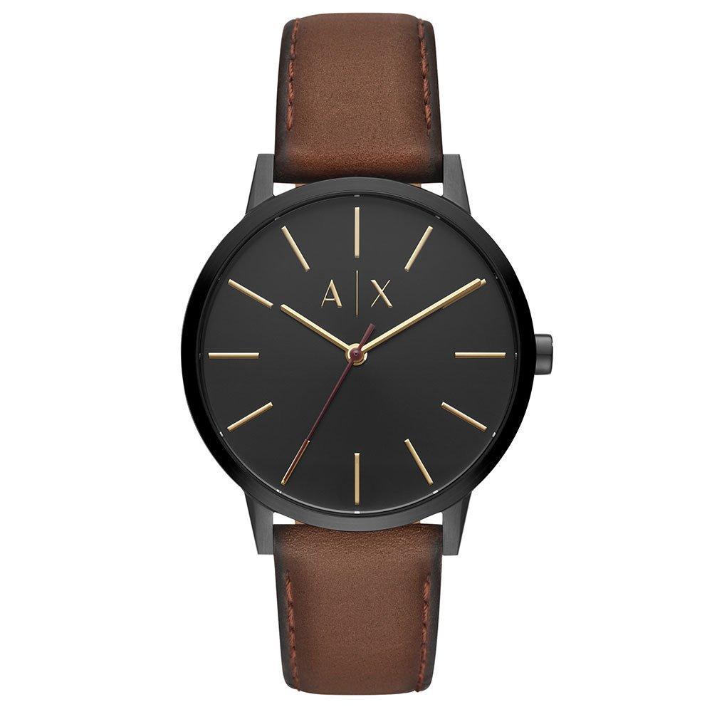 Armani Exchange Black Ion Plated Men's Watch