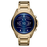 Armani Exchange Connected Gold Tone Smartwatch