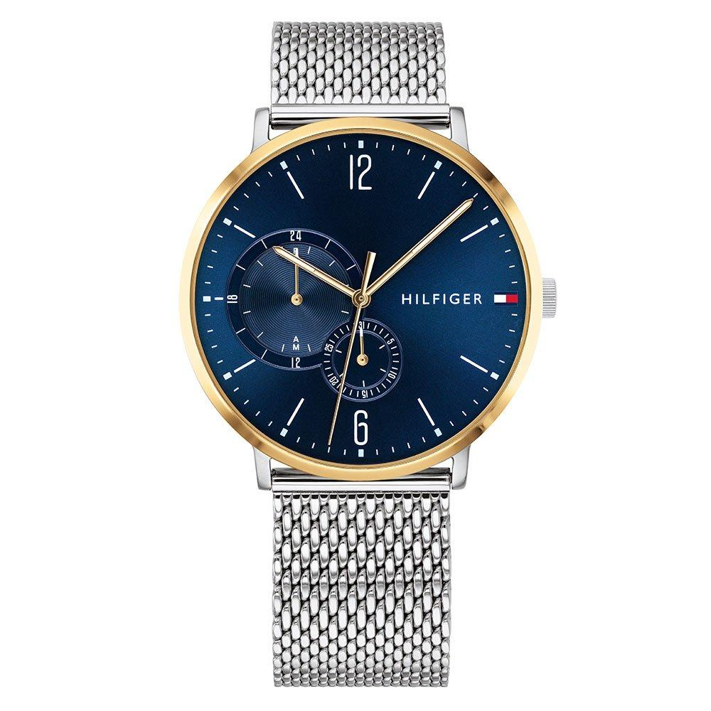 Tommy Hilfiger Two Colour Mesh Men's Watch