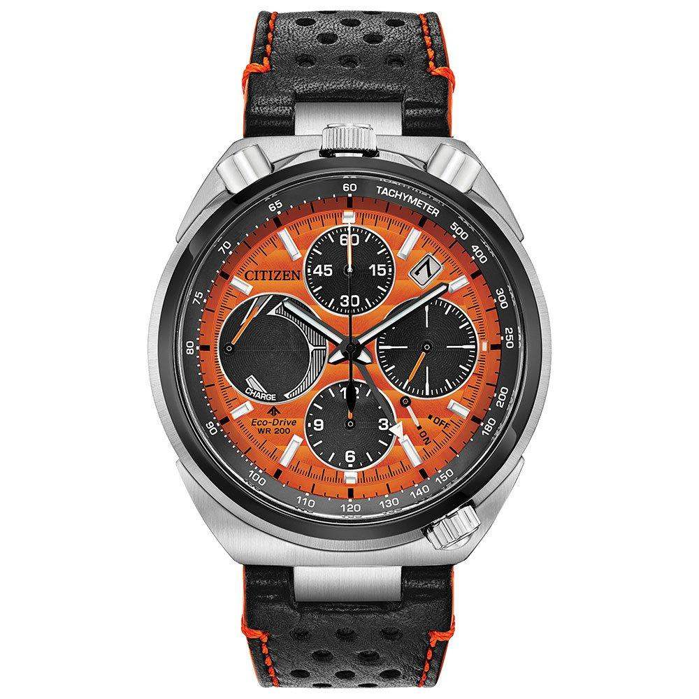 Citizen Eco-Drive Promaster Limited Edition Tsuno Chrono Racer Chronograph Men's Watch