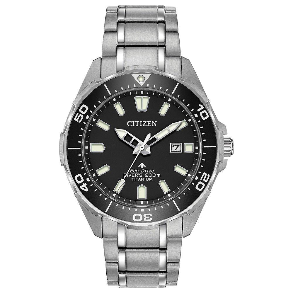 Citizen Eco-Drive Promaster Diver Titanium Men's Watch
