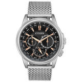Citizen Eco-Drive Mesh Men's Watch