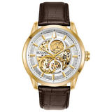 Bulova Sutton Gold Tone Men's Watch