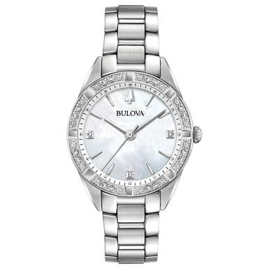 Bulova Sutton Diamond Ladies Watch