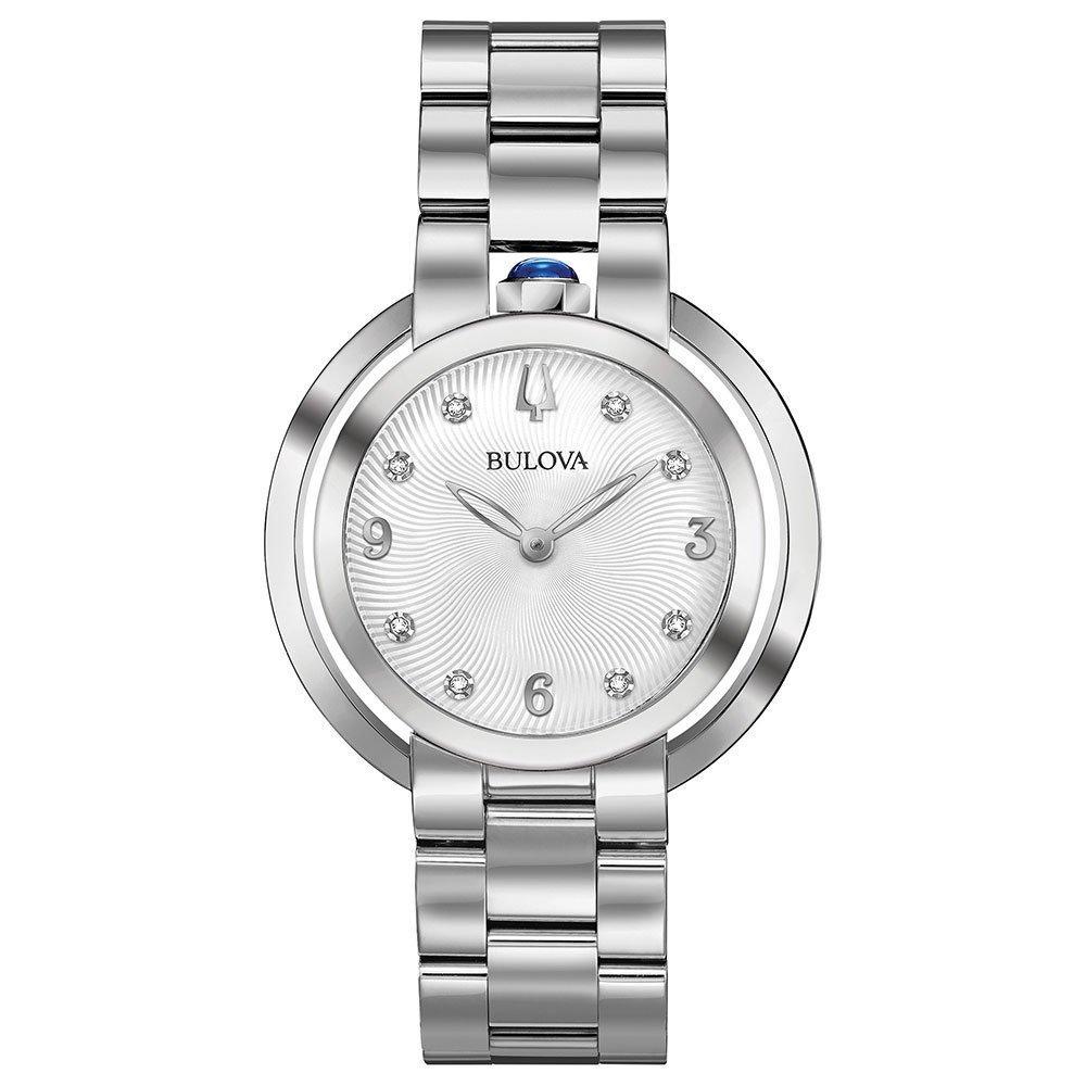 Bulova Rubaiyat Diamond Ladies Watch