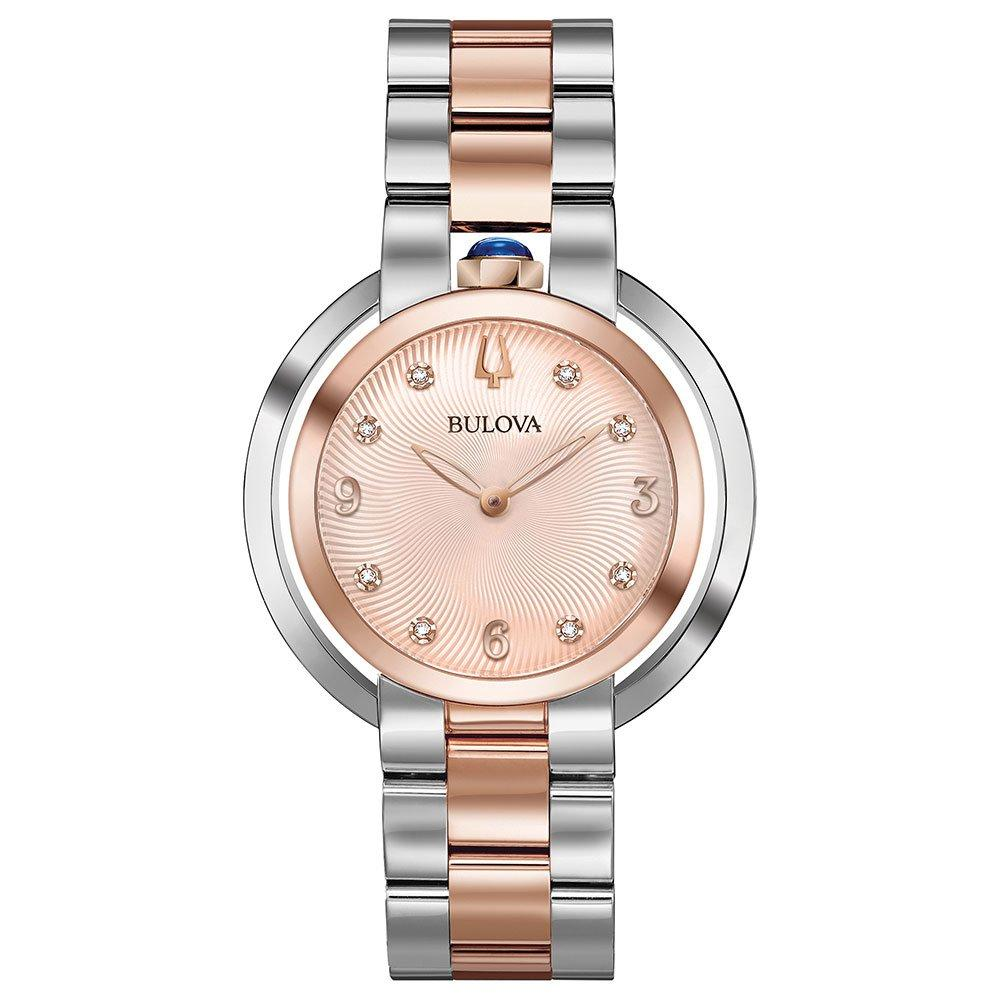 Bulova Rubaiyat Diamond Ladies Watch