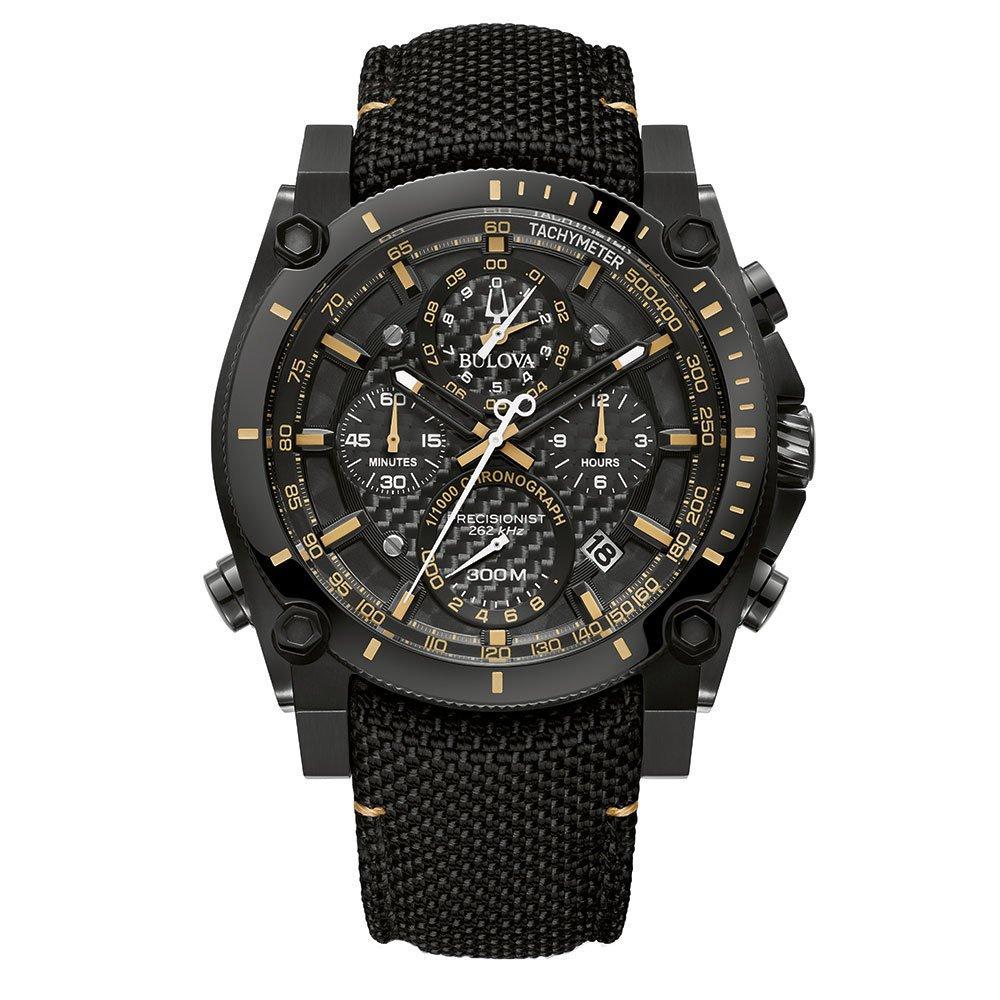 Bulova Precisionist Champlain Chronograph Men's Watch