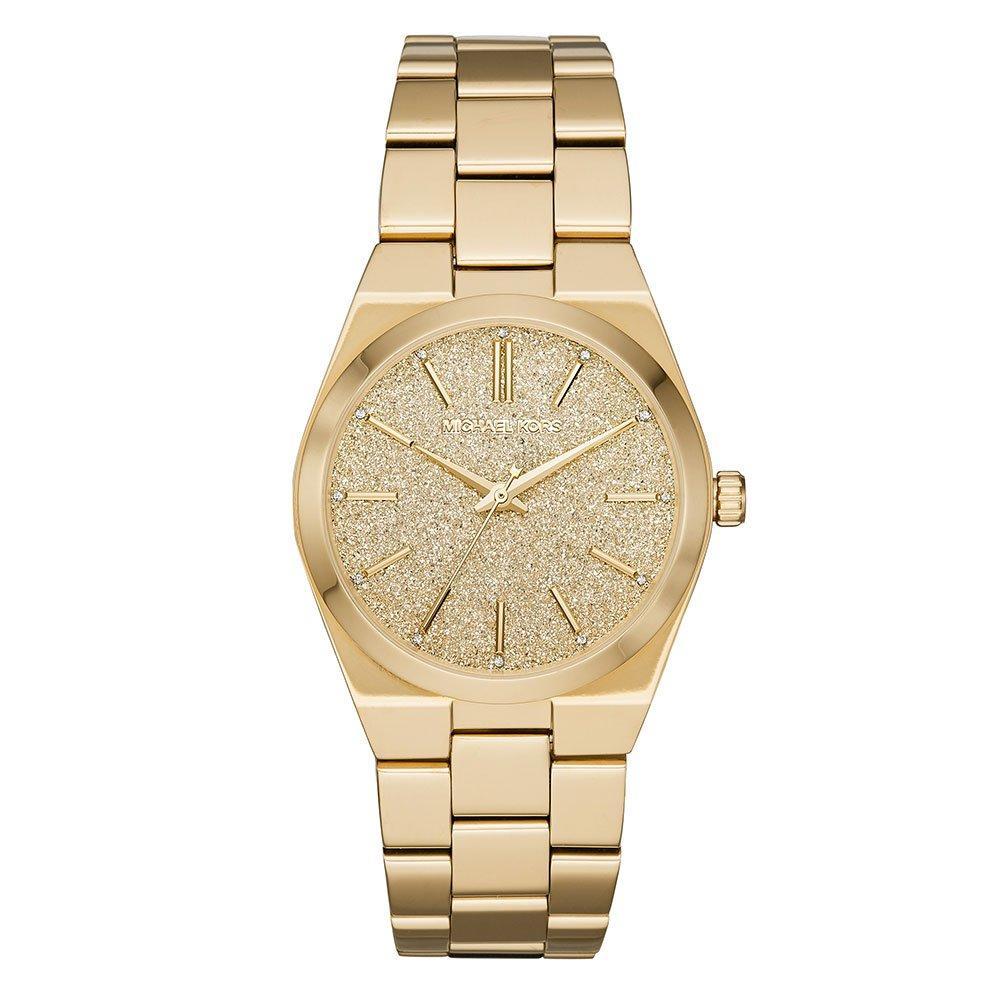 Michael Kors Channing Gold Tone Ladies Watch