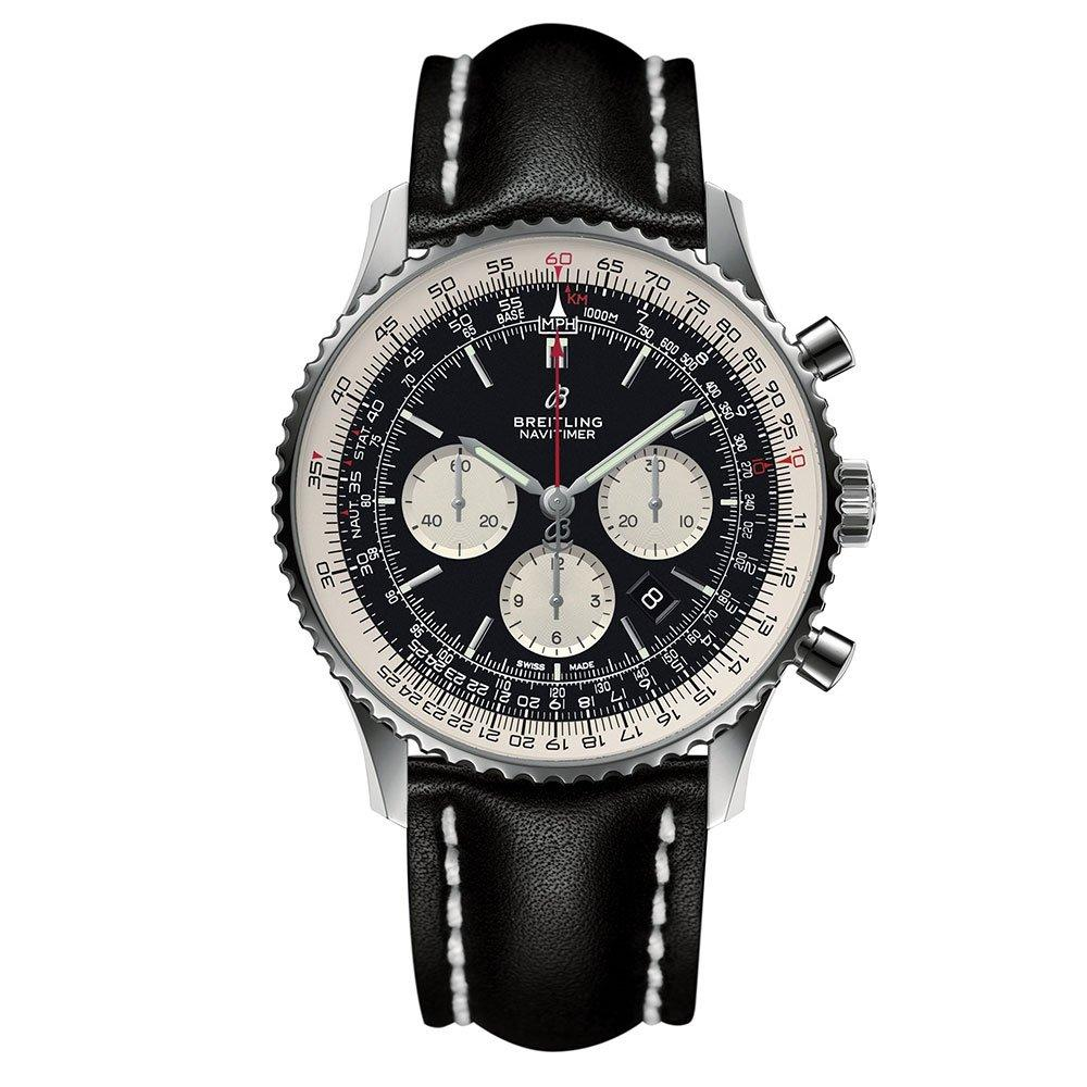 Breitling Navitimer 1 B01 Chronograph 46 Automatic Men's Watch