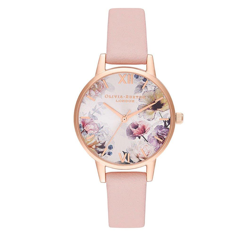 Olivia Burton Sunlight Florals Rose Gold Plated Limited Edition Ladies Watch