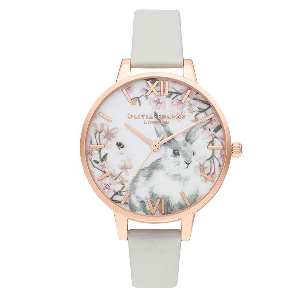 Olivia Burton Bunny Rose Gold Plated Ladies Watch