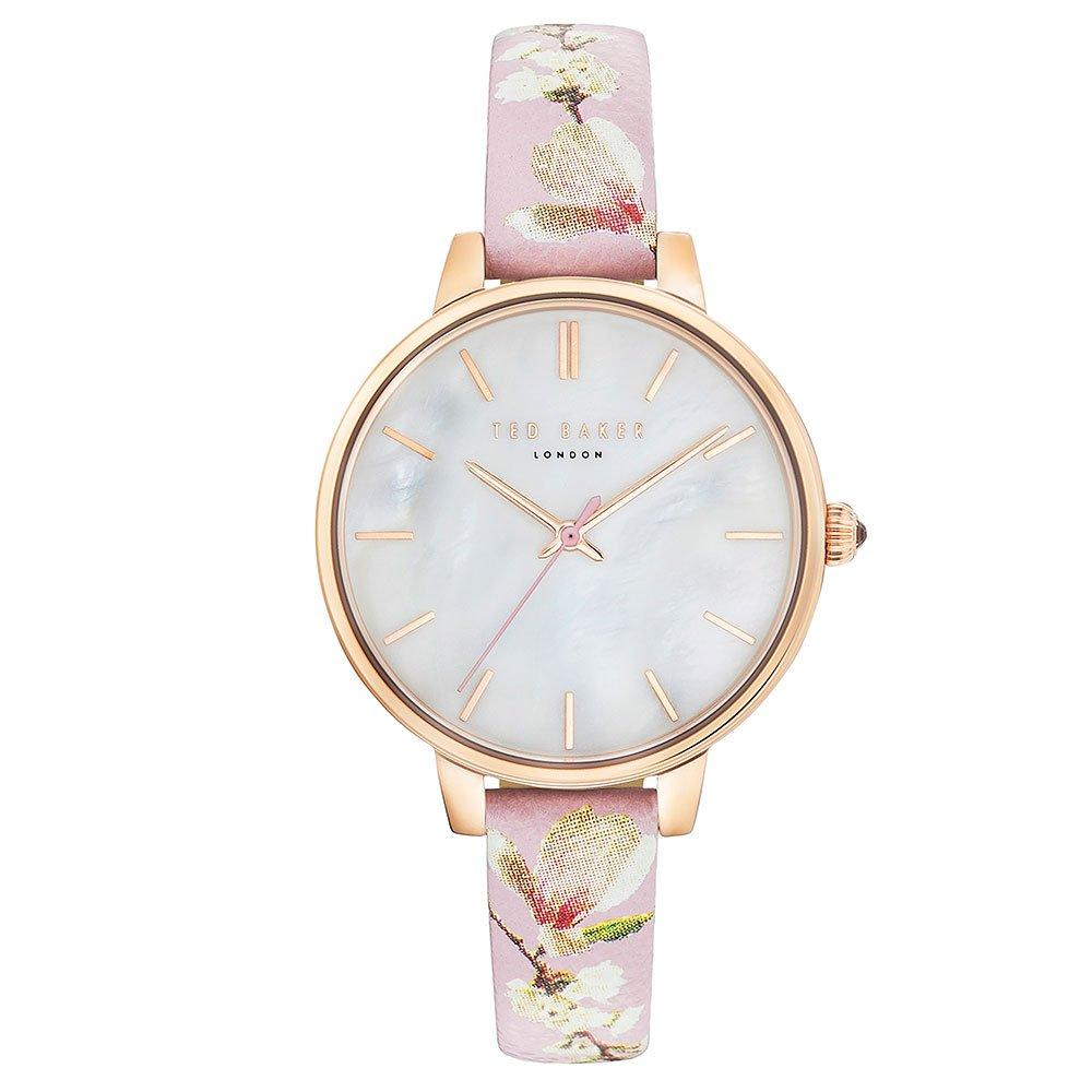 Ted Baker Kate Rose Gold Tone Floral Ladies Watch