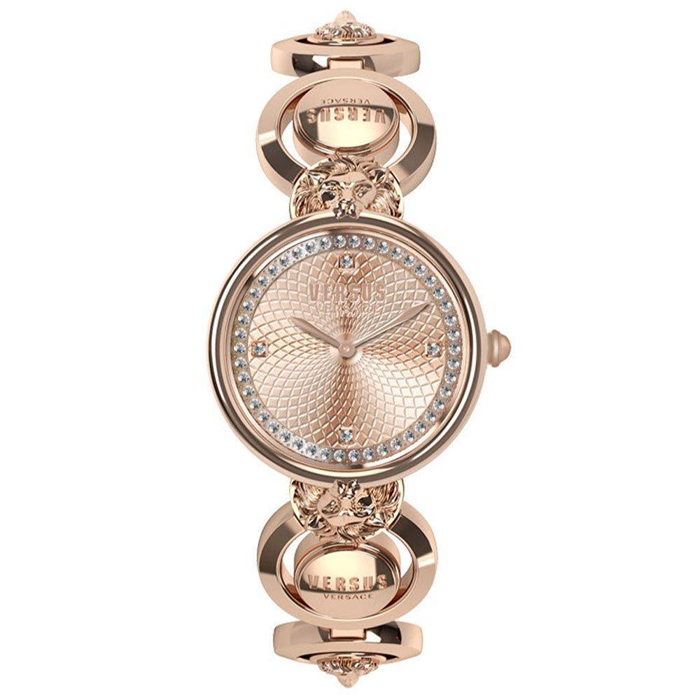 Versus by Versace Victoria Harbour Rose Gold Tone Ladies Watch