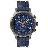 Timex Allied Grey Chronograph Men's Watch