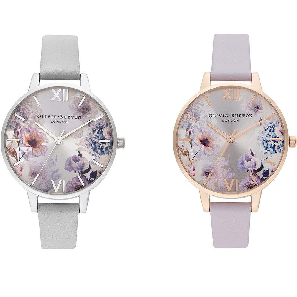 Olivia Burton Mother & Daughter Floral Watch Gift Set