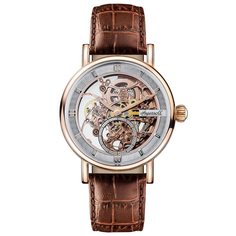 Ingersoll Herald Rose Gold Plated Automatic Watch