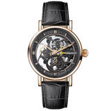 Ingersoll Herald Rose Gold Plated Automatic Mens Watch