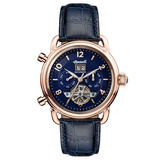 Ingersoll New England Rose Gold Plated Automatic Men's Watch