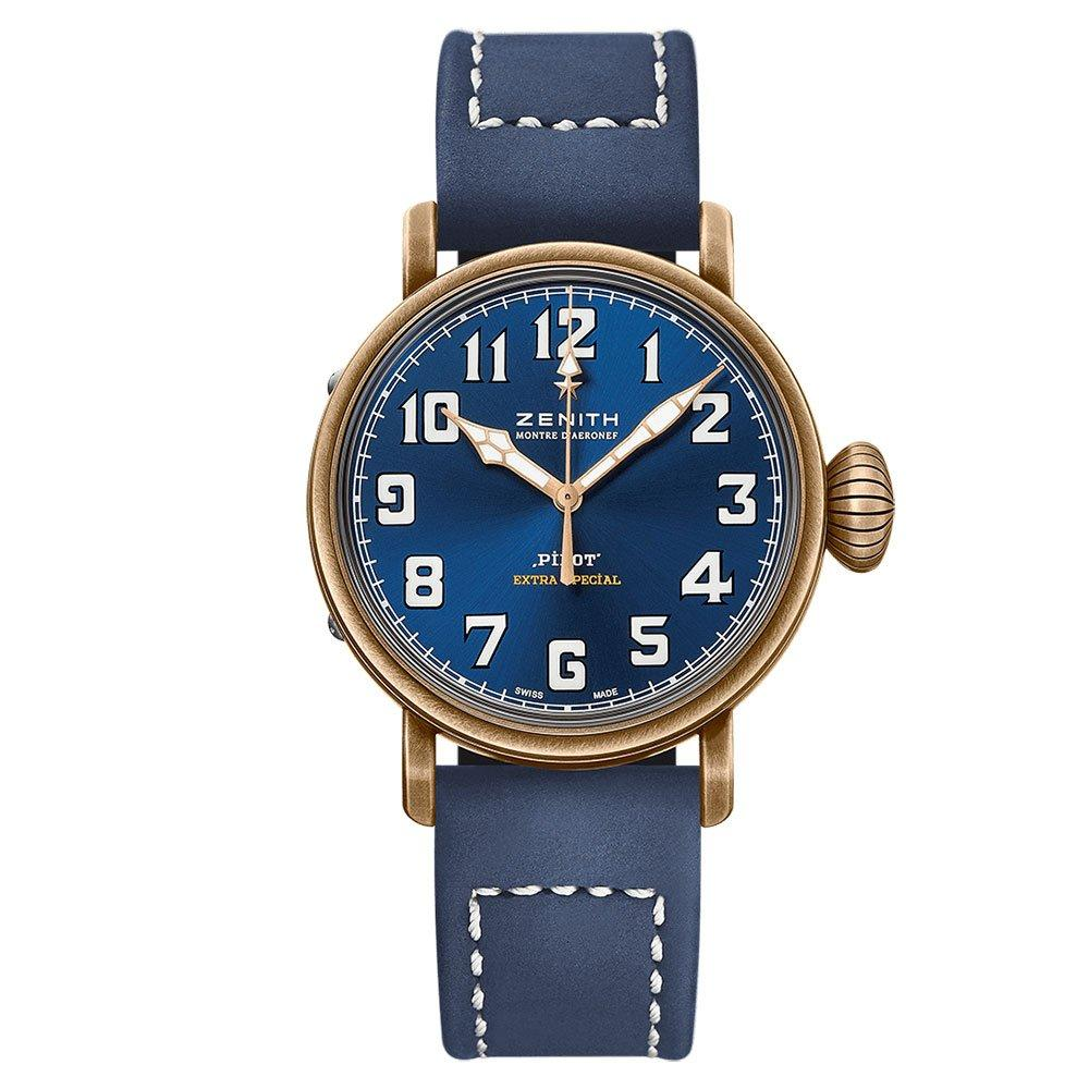 Zenith Pilot Type 20 Extra Special Bronze Automatic Men's Watch