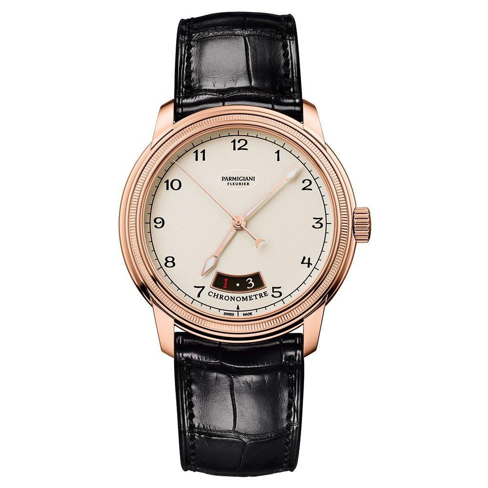 Parmigiani Toric Chronometre 18ct Rose Gold Automatic Men's Watch
